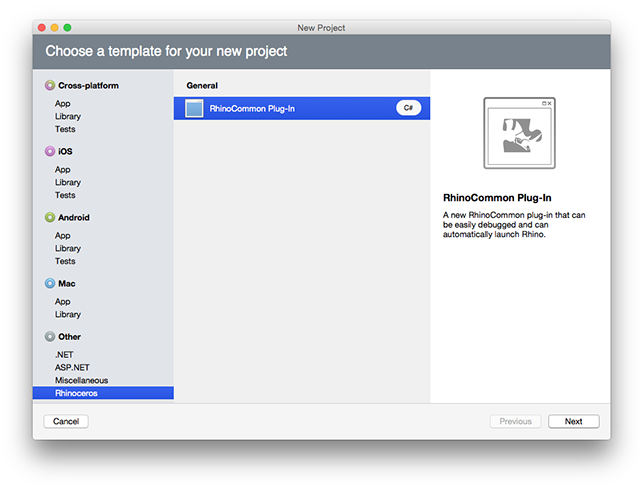 Your First Plugin (Mac) with C#